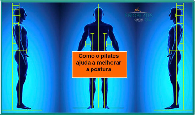 Como pilates ajuda a melhorar a postura