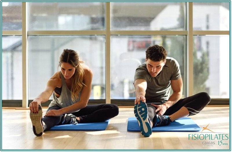 O pilates é recomendado para corrigir problemas de postura