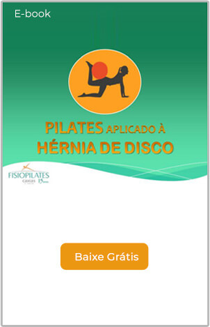 e-book Pilates Aplicado à Hérnia de Disco