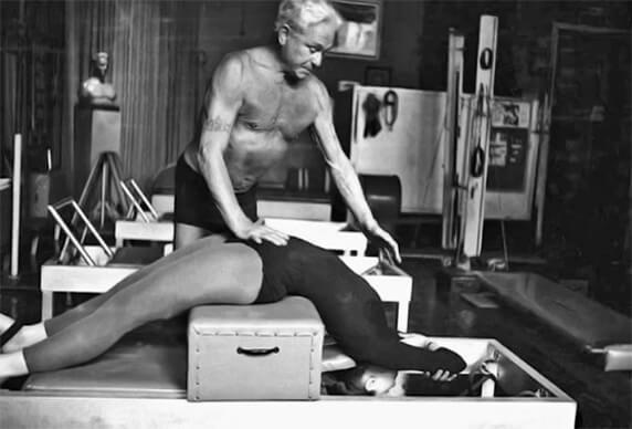 Foto de Joseph Pilates
